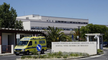Sanction pour l'hopital de Barreiro