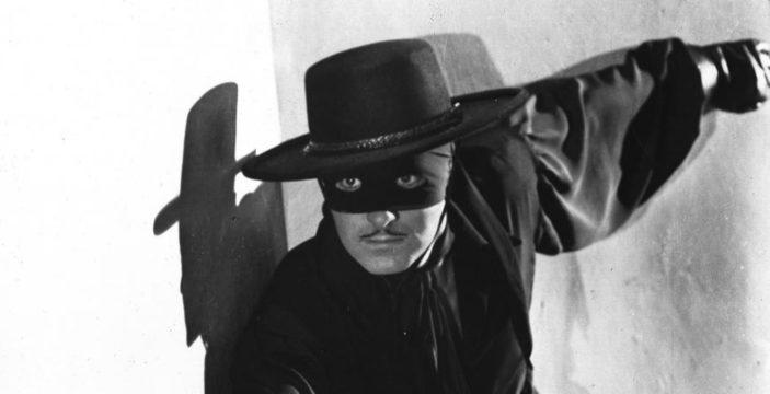 Illustration Zorro