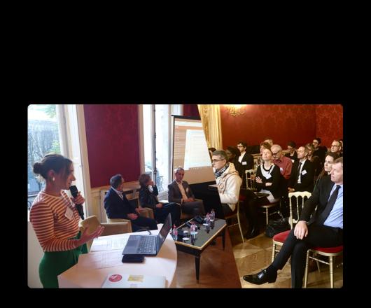 Intervenants et participants du 1er Team Talk RGPD organisé par DATA LEGAL DRIVE