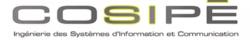 Partenaire de Data Legal Drive, Cosipé logo