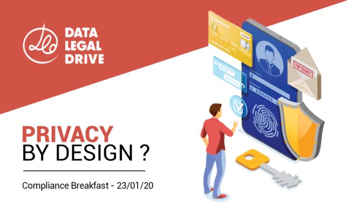 Privacy by design petit déjeuner Techin France