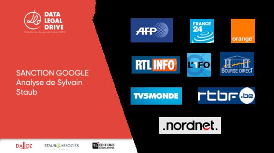 Analyse de la sanction de Google par Sylvain Staub pour l'AFP