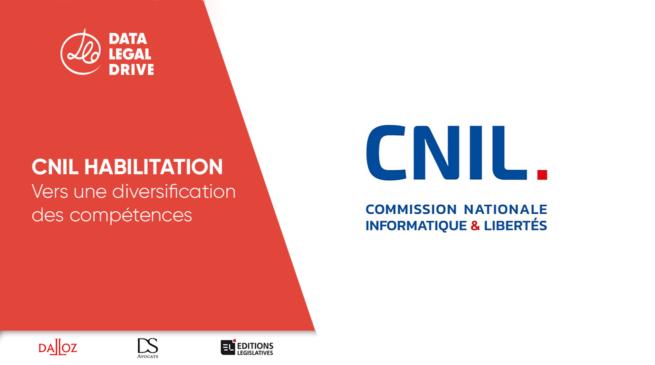 CNIL DIVERSIFICATION DES COMPETENCES