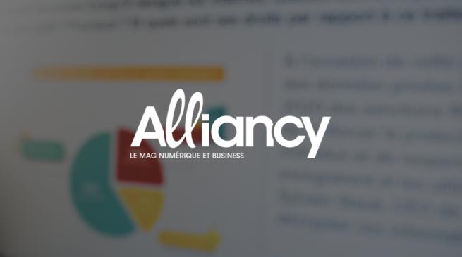 Alliancy - Nos infographies sont à la une
